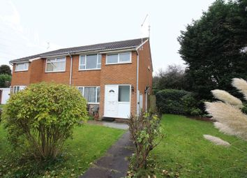 Thumbnail 1 bed flat for sale in Swinford Leys, Wombourne, Wolverhampton