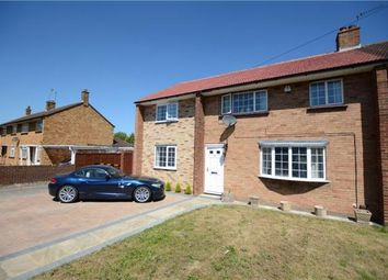Thumbnail 5 bed end terrace house for sale in Great Benty, West Drayton