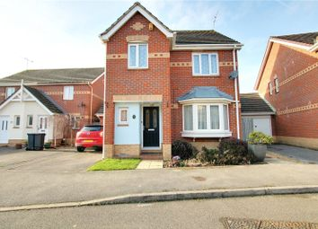 Thumbnail 3 bed detached house for sale in Essenhigh Drive, Durrington, Worthing, West Sussex