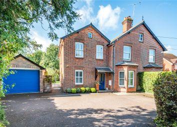 Botley Road, North Baddesley, Southampton, Hampshire SO52. 4 bed semi-detached house
