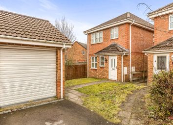 Thumbnail 3 bed detached house for sale in Dan Y Parc View, Incline Top, Merthyr Tydfil
