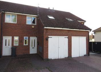 Thumbnail 3 bedroom town house for sale in Hartfield Road, Leicester