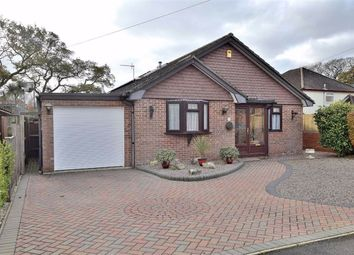 Thumbnail 3 bed detached bungalow for sale in Spindlewood Close, Barton On Sea, New Milton
