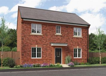 "Thumbnail 4 bed detached house for sale in ""Buchan"" At Honeywell Lane, Barnsley S75, Barnsley,"