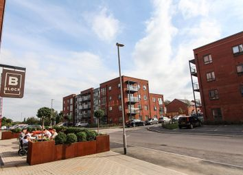 Thumbnail 2 bed flat for sale in Trajectus Way, Keynsham, Bristol