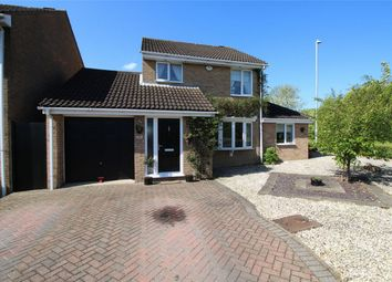 Thumbnail 4 bed detached house for sale in Burleigh Road, St. Ives, Huntingdon