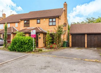 Thumbnail 4 bed detached house for sale in Crosswood Close, Loughborough