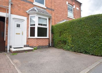 Thumbnail 2 bed terraced house to rent in Clarence Road, Hinckley, Leicestershire