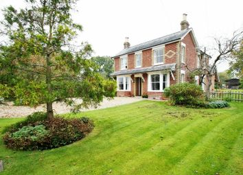 Thumbnail 5 bedroom detached house for sale in Parsonage Lane, Durley, Southampton