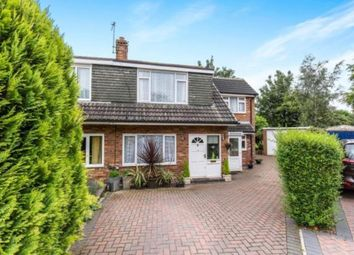 Thumbnail 4 bed semi-detached house for sale in 17, Highwood Grove, Moortown, Leeds, West Yorkshire