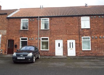 Thumbnail 2 bed terraced house to rent in Woodend, Worksop