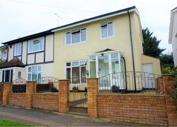 Thumbnail 3 bed semi-detached house for sale in Harvey Gardens, Loughton