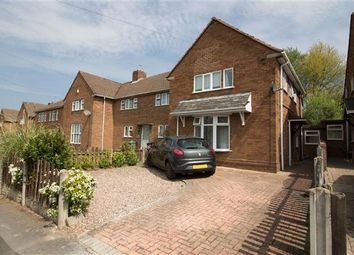 Thumbnail 3 bedroom end terrace house for sale in Hawthorn Road, Shelfield, Walsall