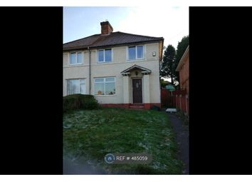 Thumbnail 3 bed semi-detached house to rent in Kendal Rise Road, Rednal, Birmingham