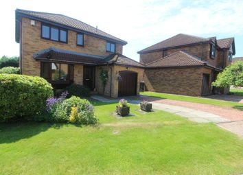 Thumbnail 4 bed detached house for sale in Edenside, Cumbernauld