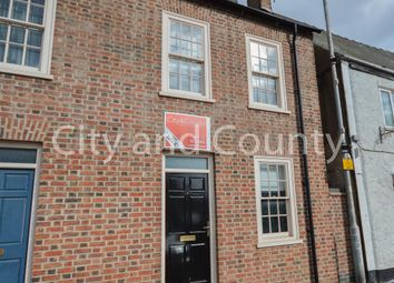Thumbnail 2 bed end terrace house for sale in North Street, Crowland, Peterborough