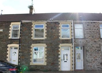 Thumbnail 3 bed terraced house for sale in Rose Cottages, Sheppard Street, Pwllgwaun, Pontypridd