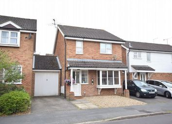 Thumbnail 3 bed link-detached house for sale in Sandringham Way, Frimley, Camberley, Surrey