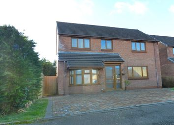 4 bed detached house for sale in Redhill Park, Haverfordwest, Pembrokeshire SA61
