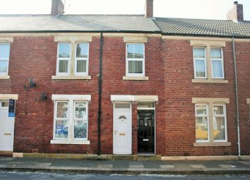 Thumbnail 3 bedroom flat to rent in Percy Street, Wallsend