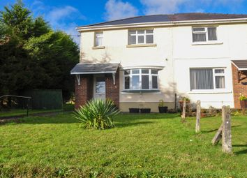Thumbnail 3 bed semi-detached house for sale in Saron Road, Saron, Ammanford