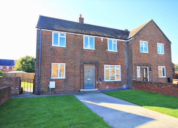 Thumbnail 3 bed semi-detached house to rent in Horton Crescent, Durham
