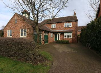 Thumbnail 4 bed detached house for sale in Doncaster Road, Westwoodside, Doncaster, Lincolnshire