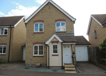 Thumbnail 3 bed semi-detached house for sale in Bulrush Avenue, Downham Market