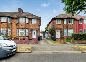 Thumbnail 3 bed semi-detached house for sale in Wyld Way, Wembley