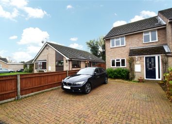Thumbnail 3 bed end terrace house for sale in Millfield Road, West Kingsdown, Kent
