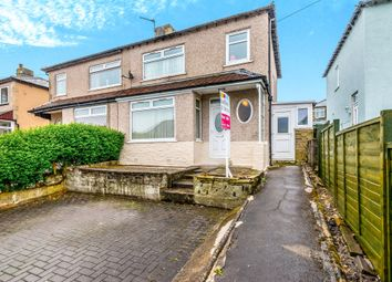 Thumbnail 2 bed semi-detached house for sale in Golf Avenue, Norton Tower, Halifax