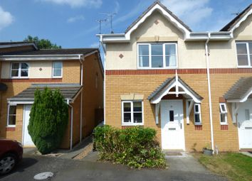 Thumbnail 2 bed semi-detached house for sale in Viaduct Close, Clifton Upon Dunsmore, Rugby