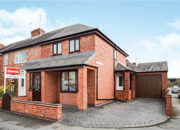 Thumbnail 2 bed town house for sale in Lansdowne Grove, Wigston