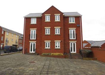Thumbnail 2 bedroom flat for sale in Unicorn Street, Exeter