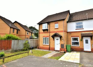 Thumbnail 3 bed end terrace house for sale in Mathias Close, Penylan, Cardiff.