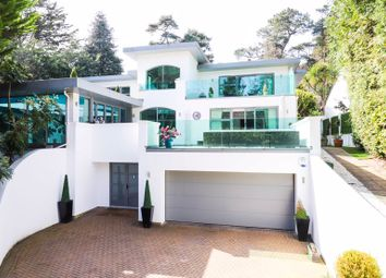 Thumbnail 5 bed detached house for sale in Sonata, Western Road, Branksome Park