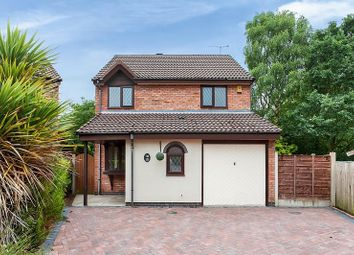 Thumbnail 3 bed detached house to rent in Guernsey Close, Congleton