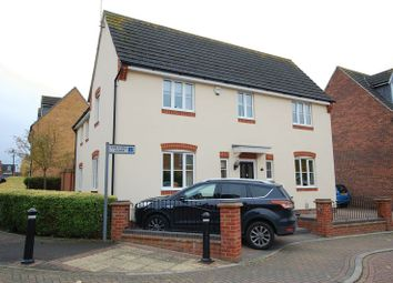 Thumbnail 4 bed detached house to rent in Shelford Close, Orsett, Grays