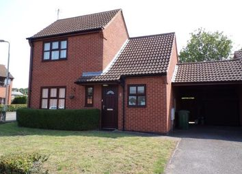 Thumbnail 2 bed property for sale in Primrose Way, Queniborough, Leicester, Leicestershire