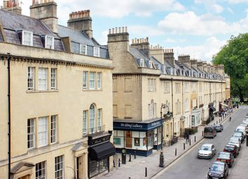 Thumbnail 1 bedroom flat for sale in Brock Street, Bath