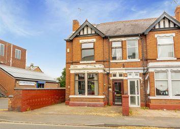 Thumbnail 4 bed semi-detached house for sale in Wilsthorpe Road, Long Eaton, Nottingham