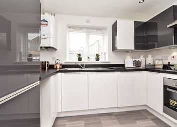 "Thumbnail 2 bed flat for sale in ""Falkirk"" at Shackleton Close, Whitby"