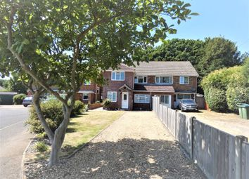 Thumbnail 4 bed semi-detached house for sale in Dormy Close, Sarisbury Green, Southampton