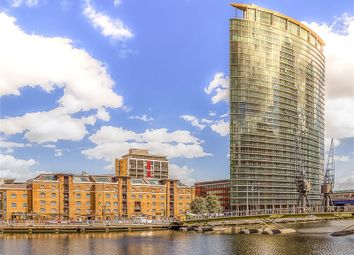 Thumbnail 2 bed flat to rent in One West India Quay, 26 Hertsmere Road, London