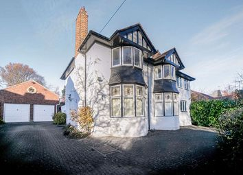 Thumbnail 4 bed detached house for sale in Broom Lane, Whickham, Newcastle Upon Tyne