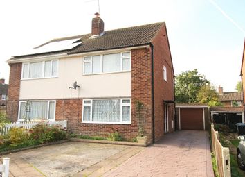 Thumbnail 3 bedroom semi-detached house for sale in Trebellan Drive, Hemel Hempstead Industrial Estate, Hemel Hempstead