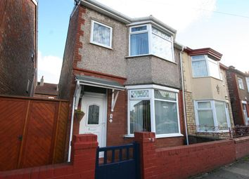Thumbnail 3 bed semi-detached house for sale in Daresbury Road, Wallasey