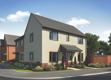 Thumbnail 3 bed semi-detached house for sale in York Road, Telford