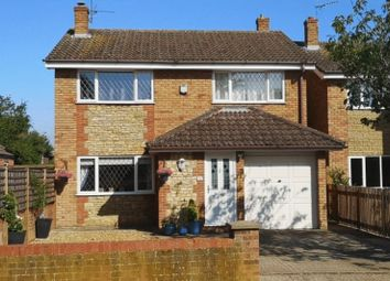 Thumbnail 4 bed detached house for sale in The Causeway, Carlton, Bedford