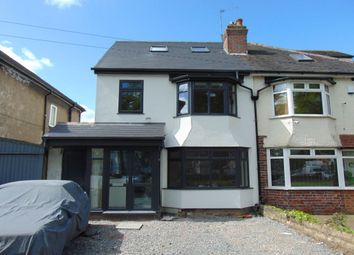 Thumbnail 5 bed semi-detached house for sale in Bromford Lane, Washwood Heath, Birmingham